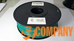 ABS пластик ESUN 1,75 мм, зеленый