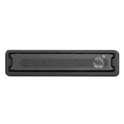 Противокражная наклейка Mini Ultra Strip III чёрная