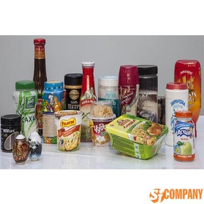 Этикетки для продуктов питания