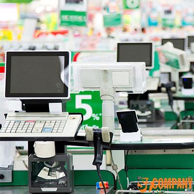 Автоматизация работы магазина