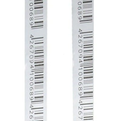 Этикетка с ложным штрих-кодом, деактивируемая 5*102 мм
