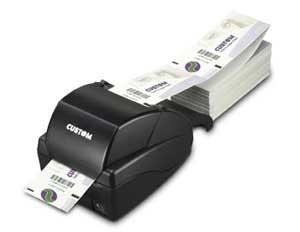 Принтер билетов Custom TK100