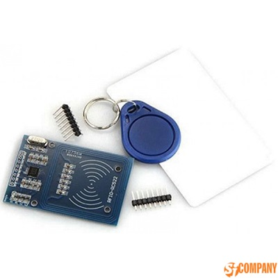 Считывание RFID меток